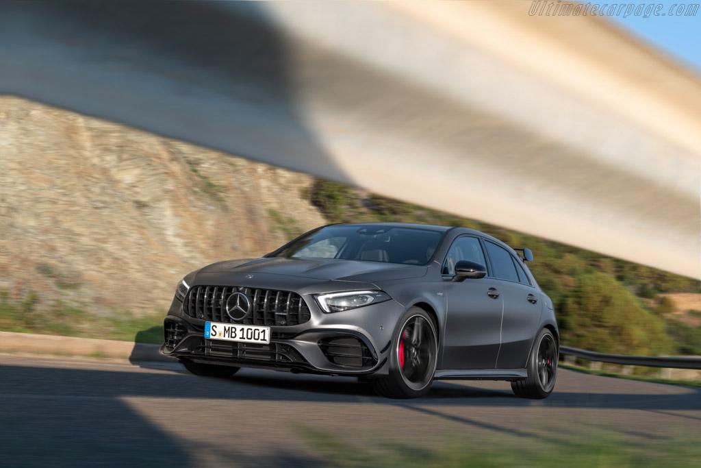 Mercedes-AMG A 45 S 4MATIC+