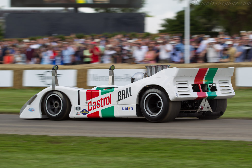 BRM P154 Chevrolet - Chassis: P154-02   - 2016 Goodwood Festival of Speed