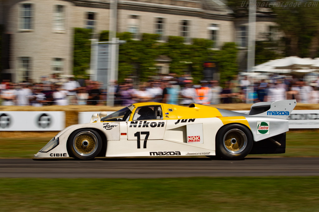 March 84G Mazda - Chassis: 84G/07  - 2019 Goodwood Festival of Speed