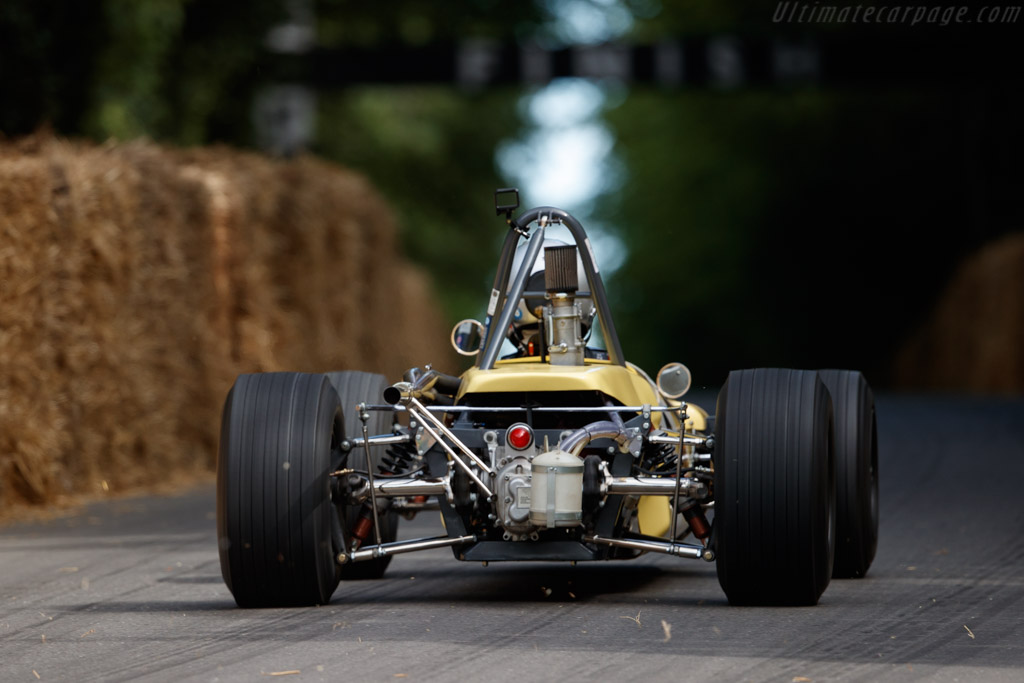 March 693 Ford - Chassis: 693/1  - 2019 Goodwood Festival of Speed