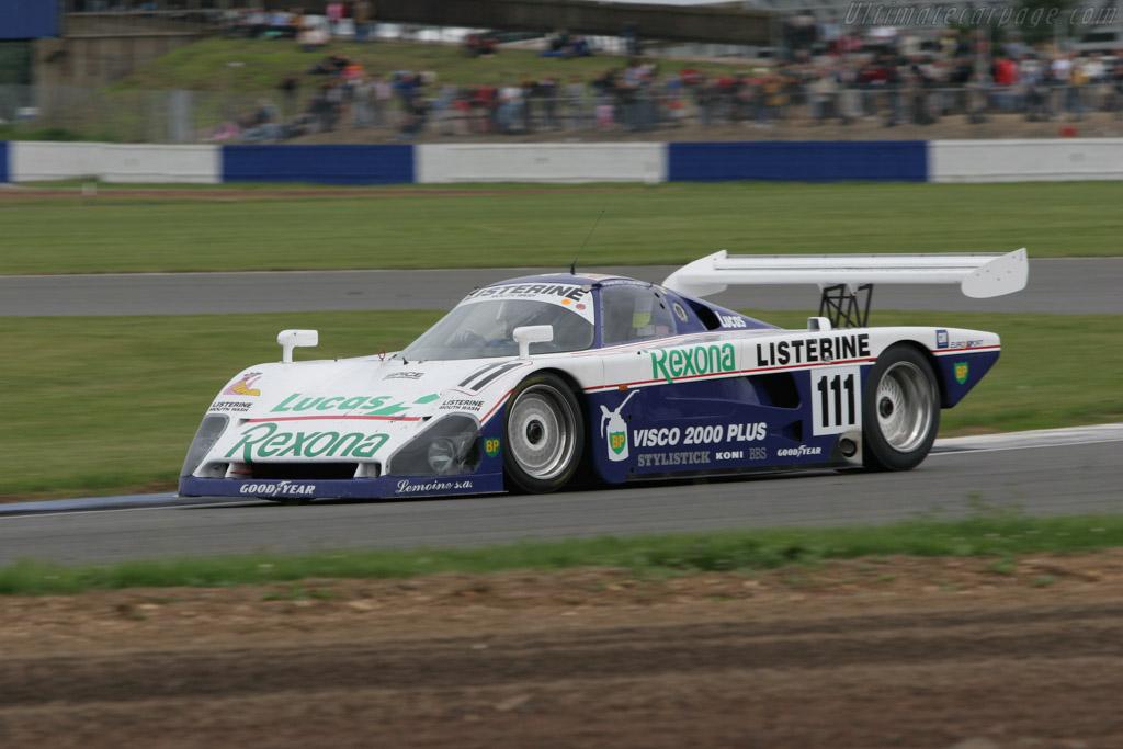 Spice SE88C Cosworth - Chassis: SE88C-003   - 2005 Silverstone Classic