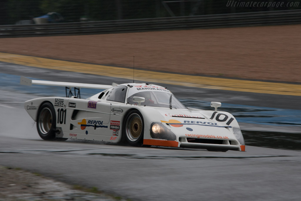 Spice SE88C Cosworth - Chassis: SE88C-006   - 2010 24 Hours of Le Mans