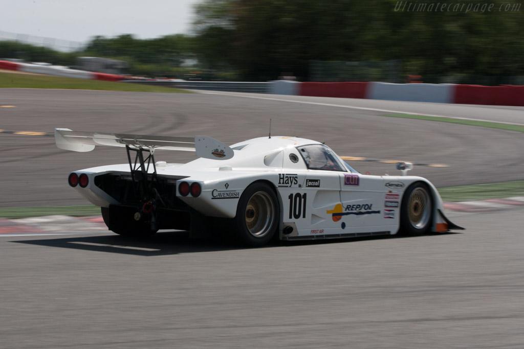 Spice SE88C Cosworth - Chassis: SE88C-006   - 2011 Spa Classic
