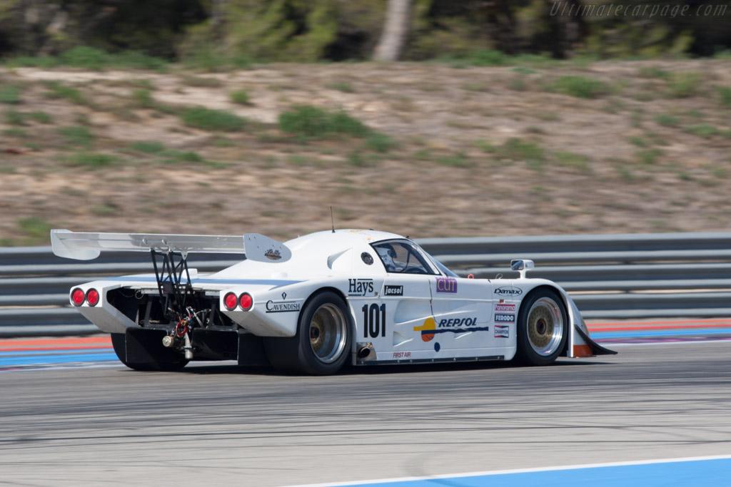Spice SE88C Cosworth - Chassis: SE88C-006   - 2011 Dix Mille Tours