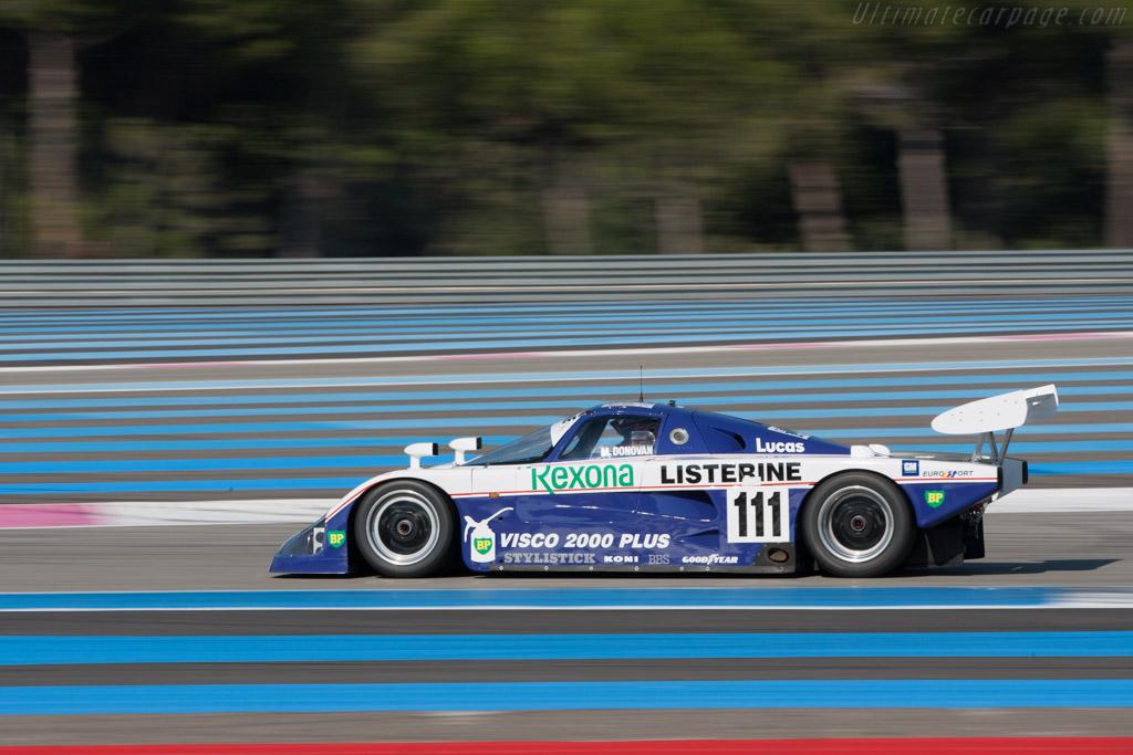Spice SE88C Cosworth - Chassis: SE88C-003   - 2012 Dix Mille Tours