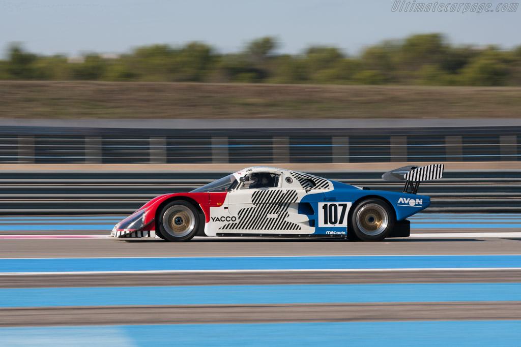 Spice SE88C Cosworth - Chassis: SE88C-002   - 2012 Dix Mille Tours
