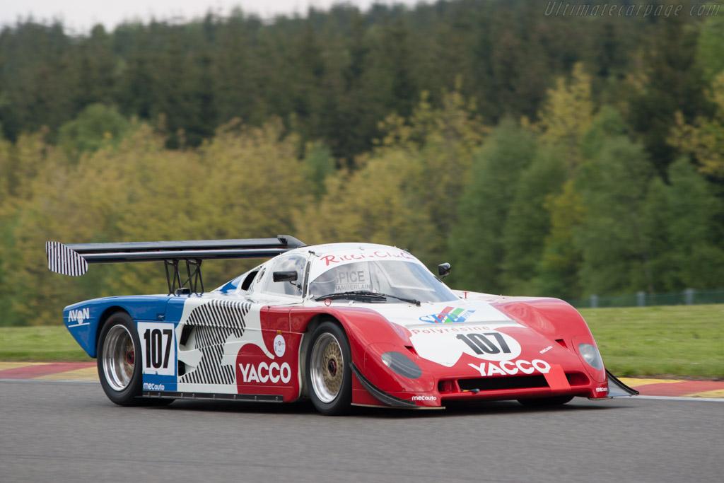 Spice SE88C Cosworth - Chassis: SE88C-002   - 2013 Spa Classic