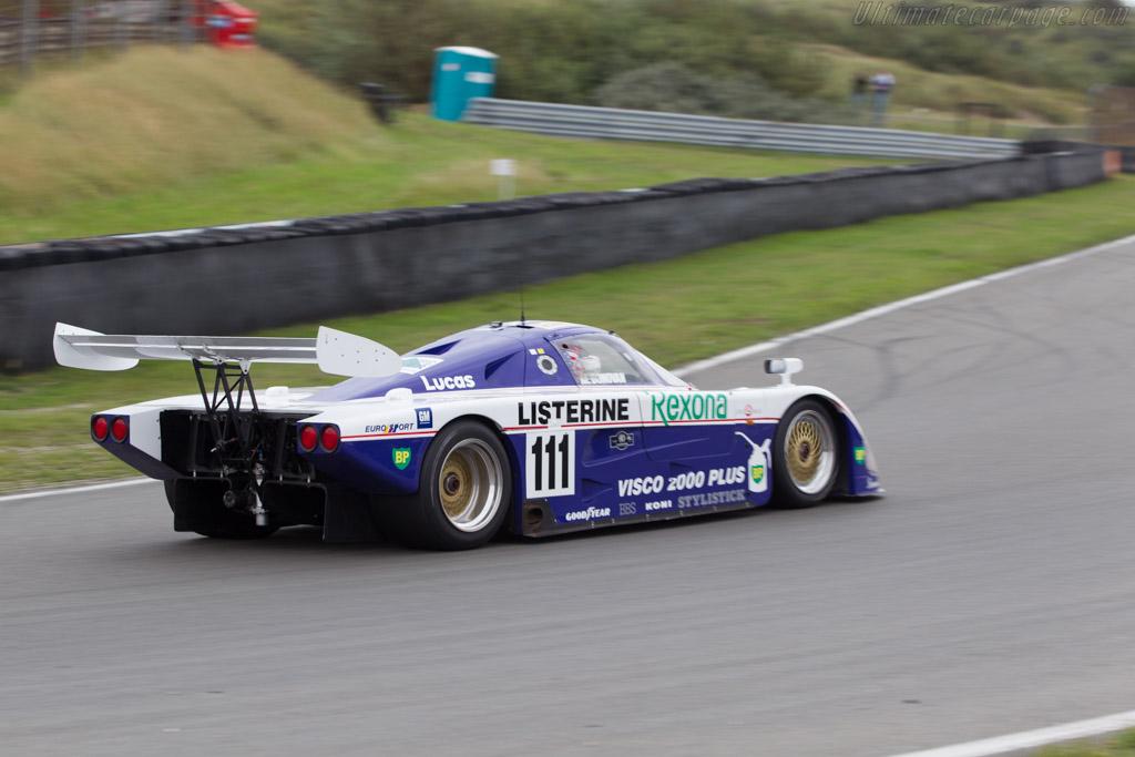 Spice SE88C Cosworth - Chassis: SE88C-003   - 2014 Historic Grand Prix Zandvoort