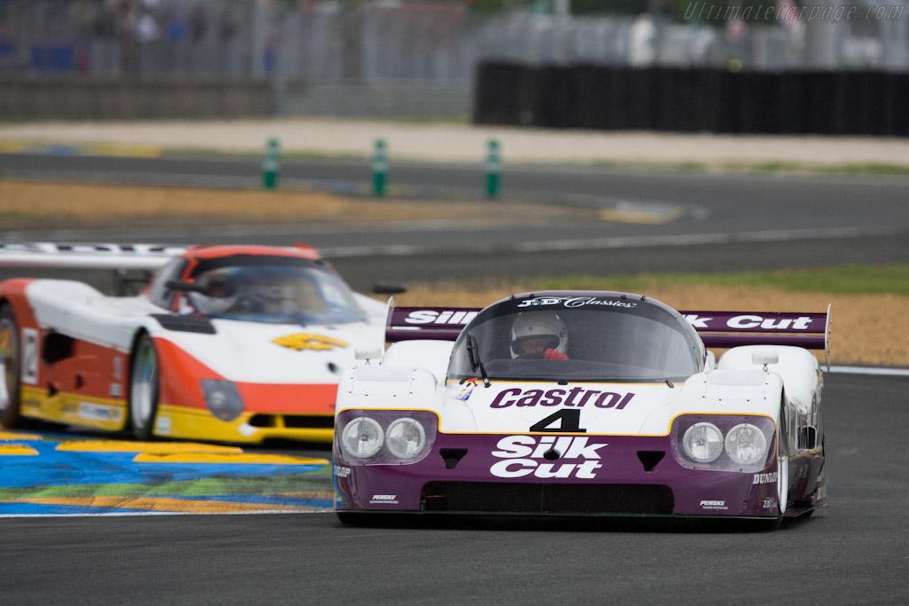 Jaguar XJR-11 - Chassis: 590   - 2008 24 Hours of Le Mans