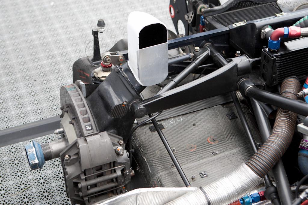 Jaguar XJR-11 - Chassis: 590   - 2010 24 Hours of Le Mans