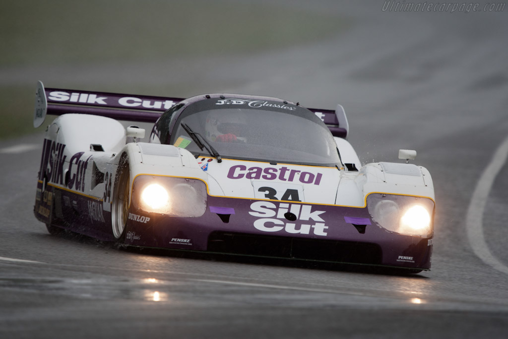 1989 - 1990 jaguar xjr-11 - images, specifications and information