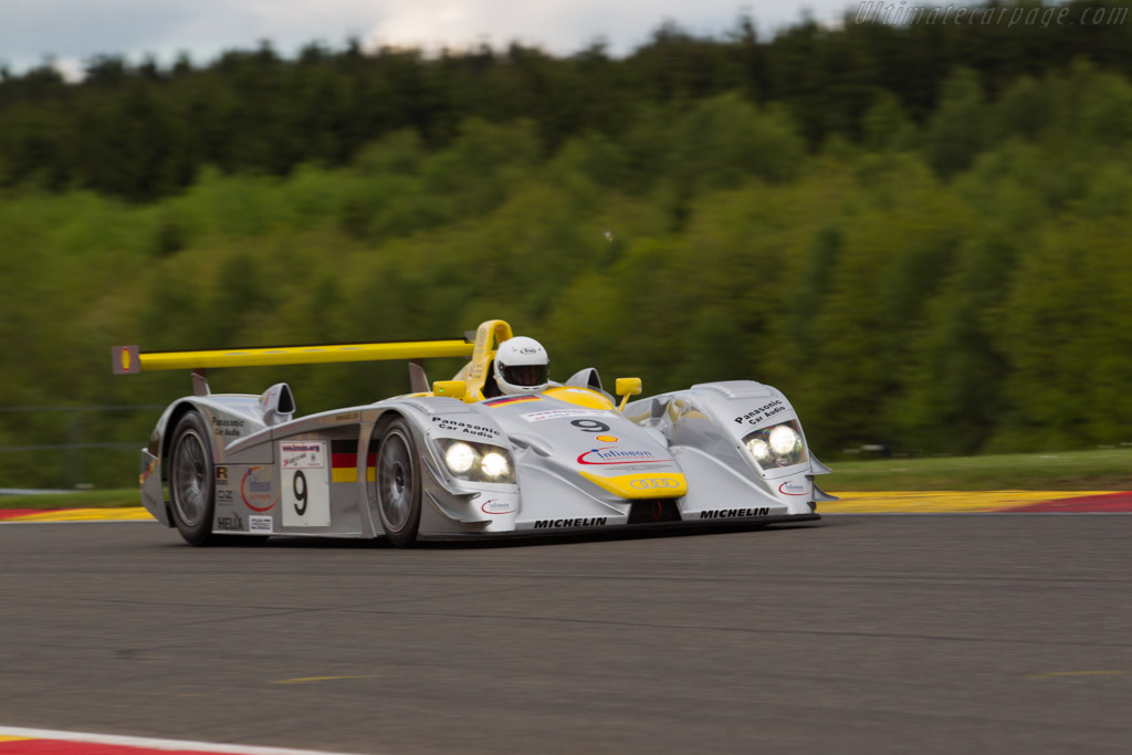 Audi R8 - Chassis: 405   - 2017 Spa Classic