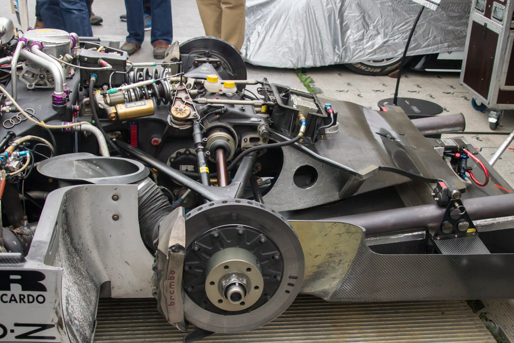 Audi R8 - Chassis: 404   - 2017 Goodwood Festival of Speed