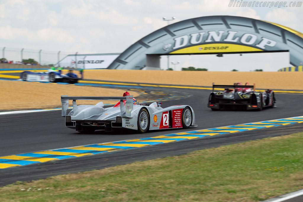 Audi R8 - Chassis: 606   - 2018 Le Mans Classic