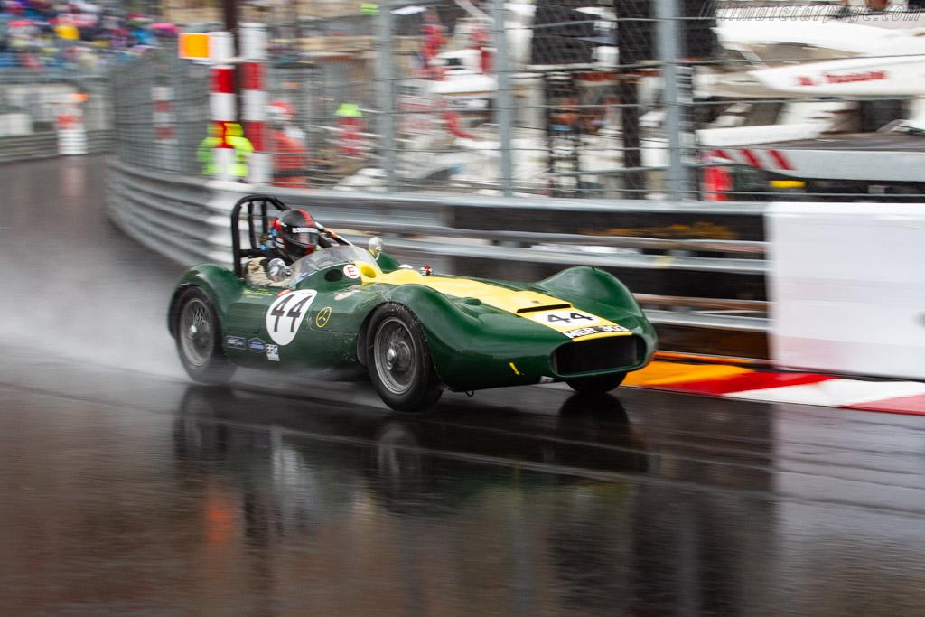 Lister Maserati - Chassis: BHL 1  - 2018 Monaco Historic Grand Prix