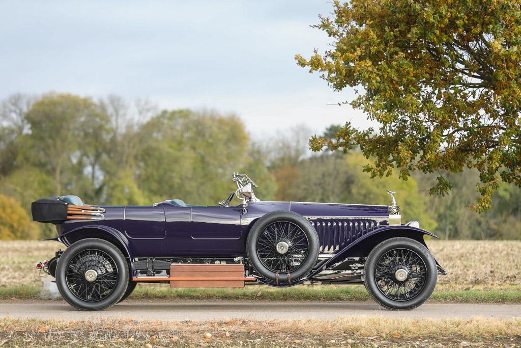 Rolls-Royce Silver Ghost Alpine Eagle Tourer