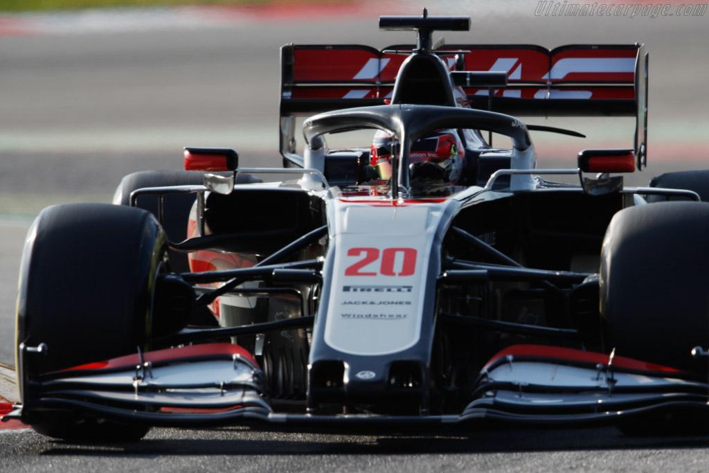 Haas VF-20 Ferrari