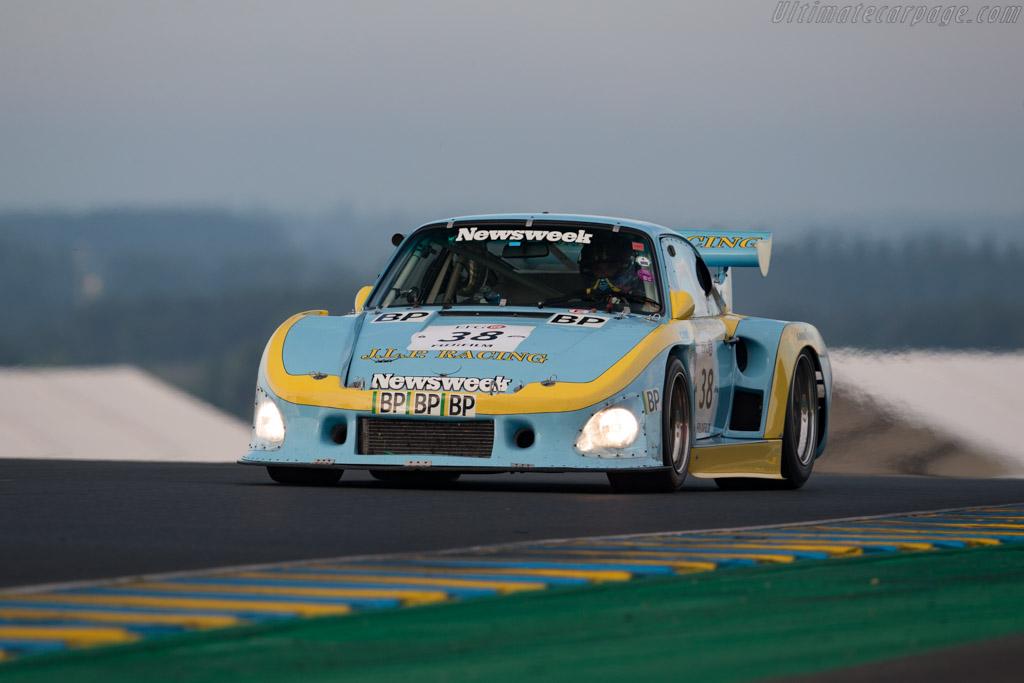 Porsche 935 JLP-2 - Chassis: 009 0043  - 2016 Le Mans Classic