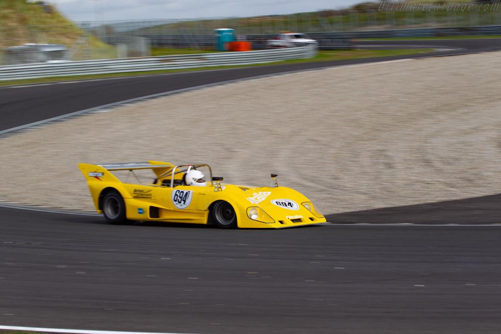 Lola T294 DFV - Chassis: HU7  - 2020 Historic Grand Prix Zandvoort