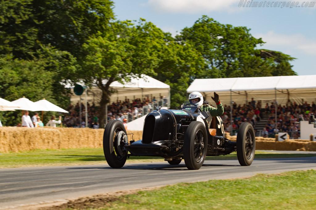 Bentley Pacey-Hassan Special   - 2017 Goodwood Festival of Speed
