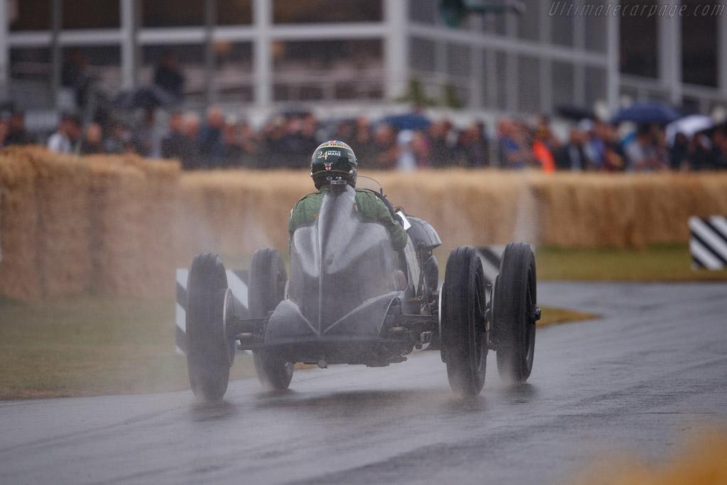 Bentley Pacey-Hassan Special   - 2019 Goodwood Festival of Speed
