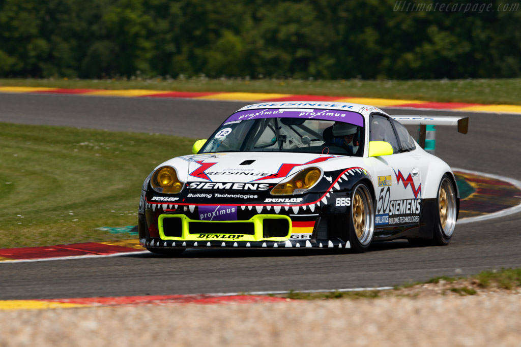 Porsche 911 GT3 RS - Chassis: WP0ZZZ99Z3S692073   - 2018 Spa Classic