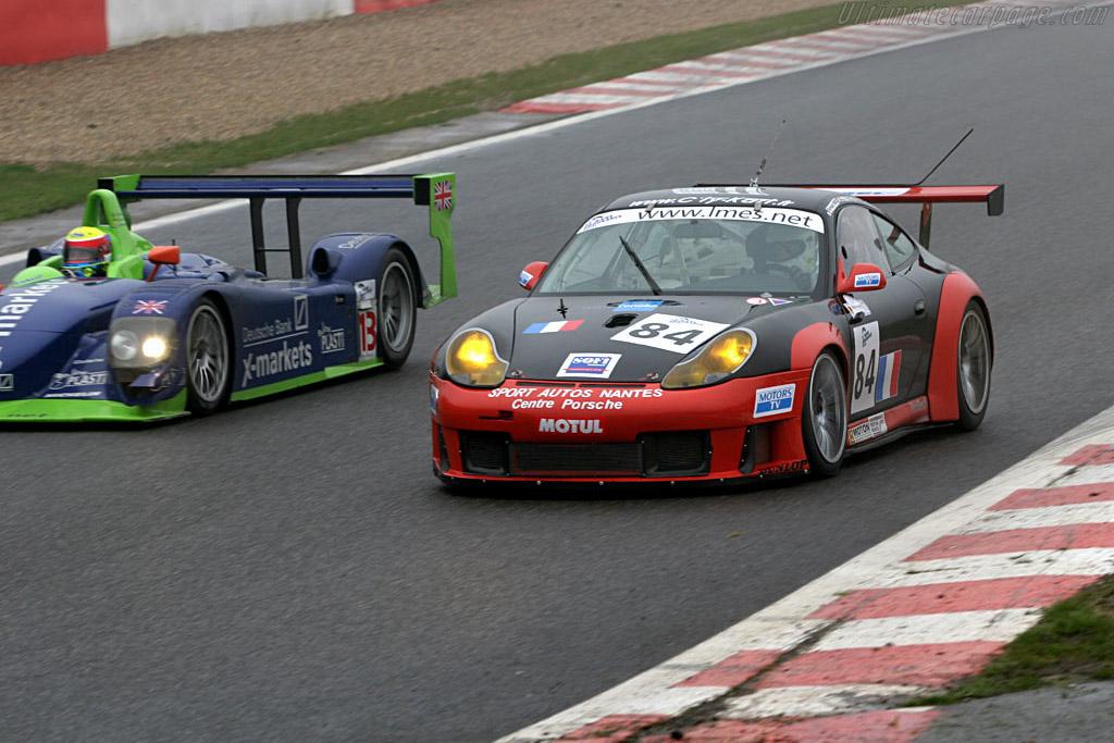 Porsche 911 GT3 RS - Chassis: WP0ZZZ99Z2S692078  - 2005 Le Mans Endurance Series Spa 1000 km