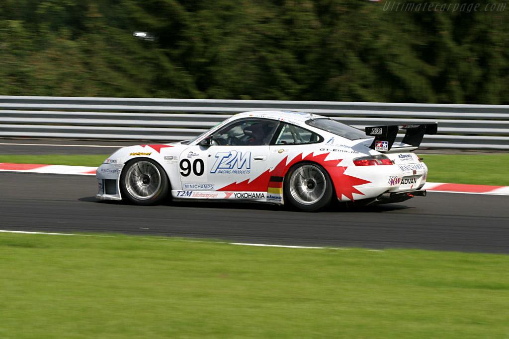 Porsche 911 GT3 RS - Chassis: WP0ZZZ99Z1S692081  - 2004 Le Mans Endurance Series Spa 1000 km