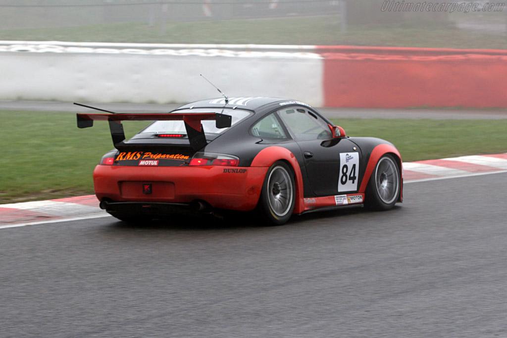 Porsche 996 GT3 RS - Chassis: WP0ZZZ99Z2S692078   - 2005 Le Mans Endurance Series Spa 1000 km