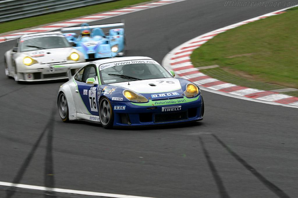 Porsche 996 GT3 RS - Chassis: WP0ZZZ99Z1S692065   - 2004 Le Mans Endurance Series Spa 1000 km