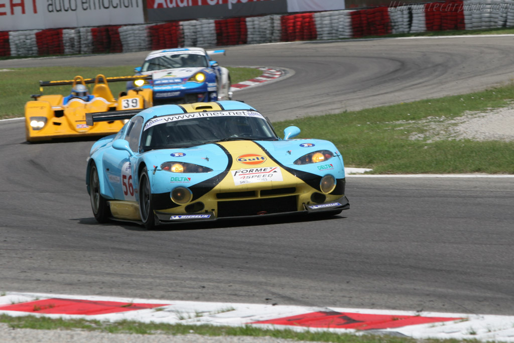Dodge Viper GTS-R - Chassis: C9   - 2005 Le Mans Series Monza 1000 km