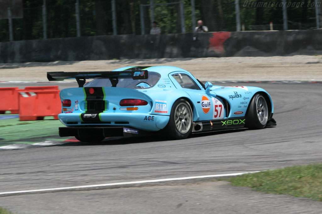 Dodge Viper GTS-R - Chassis: C25   - 2005 Le Mans Series Monza 1000 km