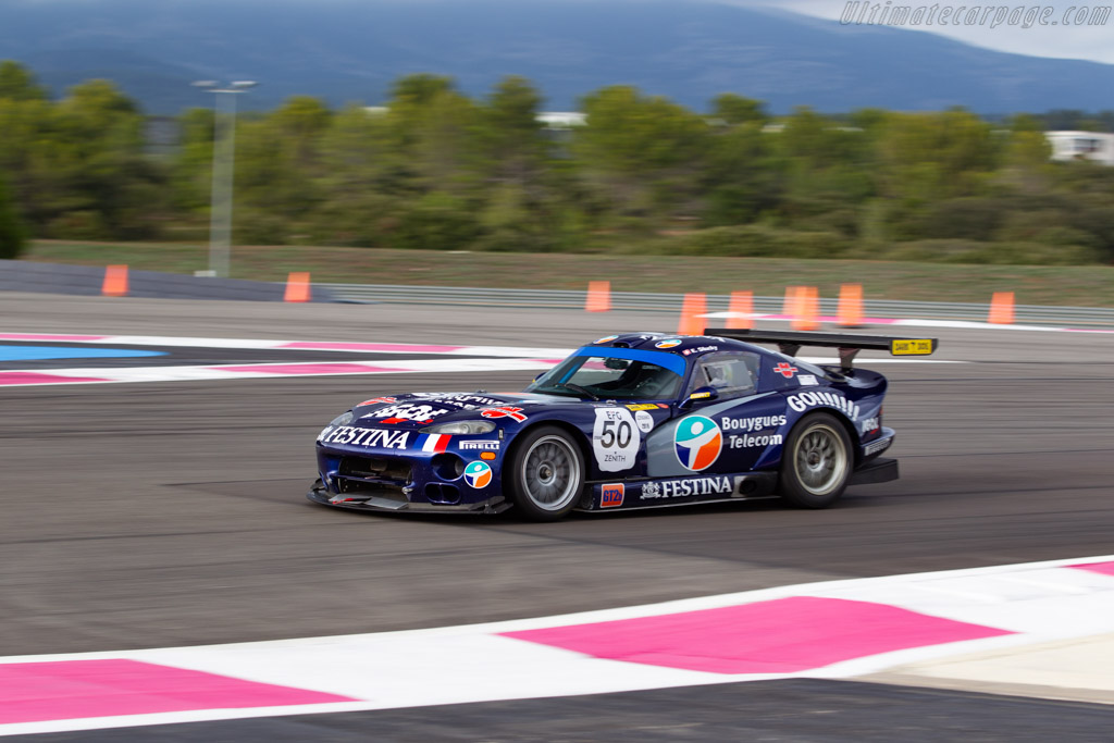 Dodge Viper GTS-R - Chassis: C44  - 2019 Dix Mille Tours