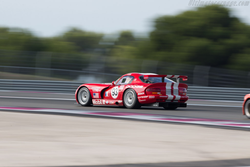 Dodge Viper GTS-R - Chassis: C13   - 2016 Dix Mille Tours