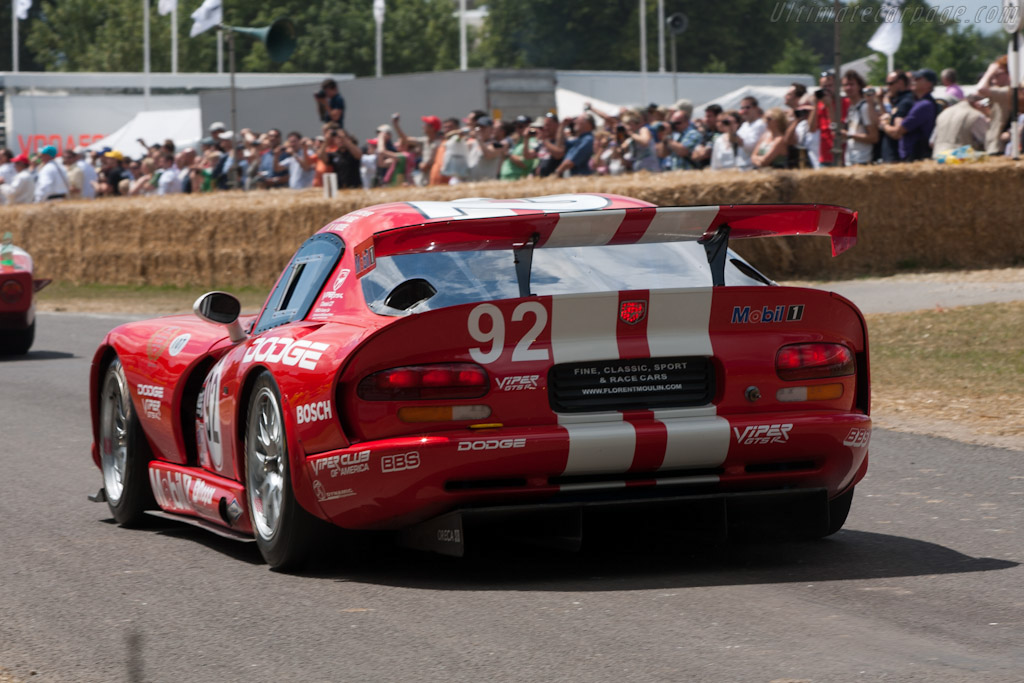 Dodge Viper GTS-R - Chassis: C27   - 2010 Goodwood Festival of Speed