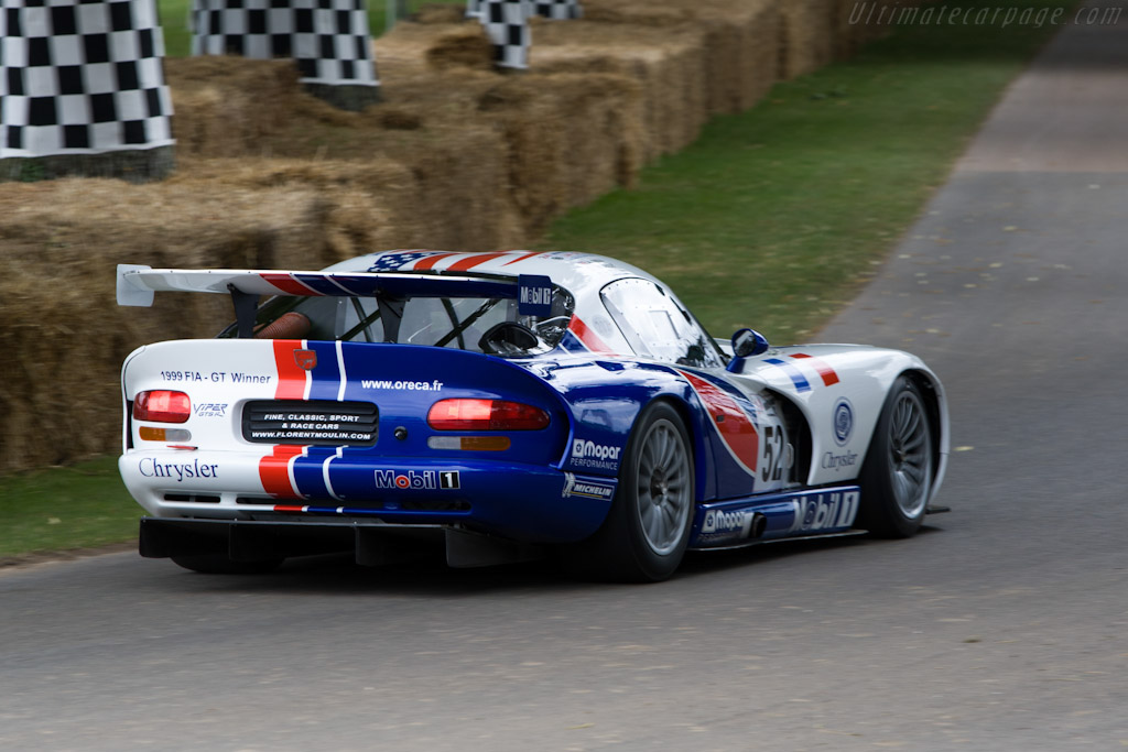 Dodge Viper GTS-R - Chassis: C23   - 2008 Goodwood Festival of Speed