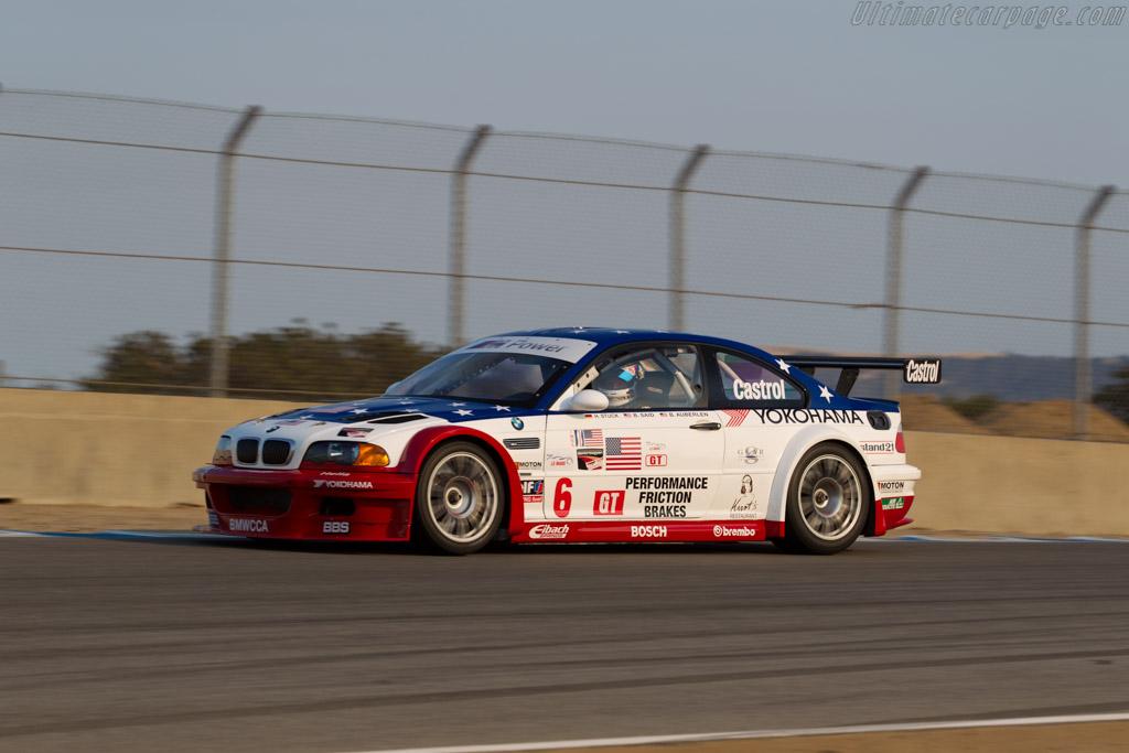 BMW M3 GTR - Chassis: M3-GTR-006   - 2016 Monterey Motorsports Reunion