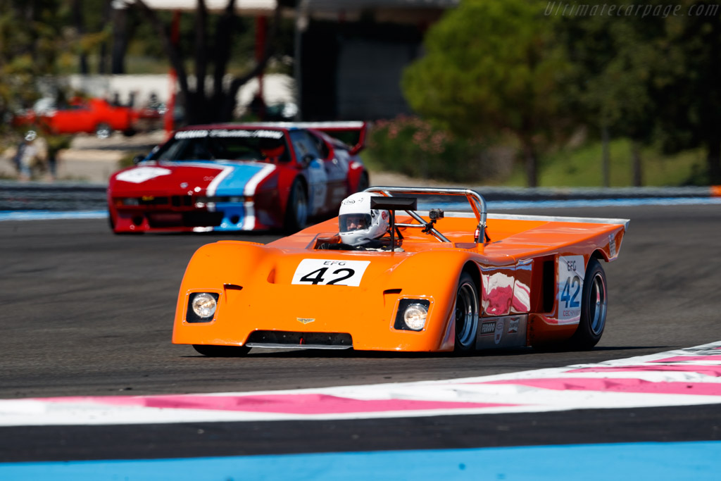 Chevron B21 Cosworth - Chassis: B21-72-25  - 2018 Dix Mille Tours