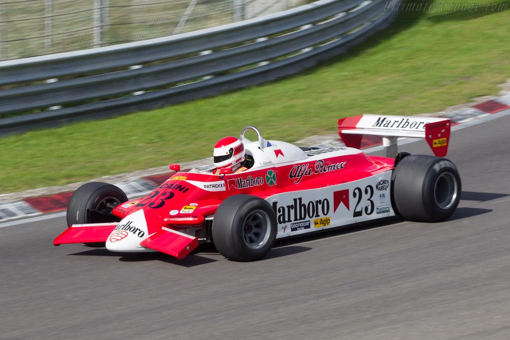Alfa Romeo 179 - Chassis: 179.004   - 2014 Historic Grand Prix Zandvoort