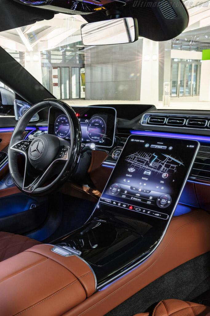 Mercedes-Benz S 500 4MATIC