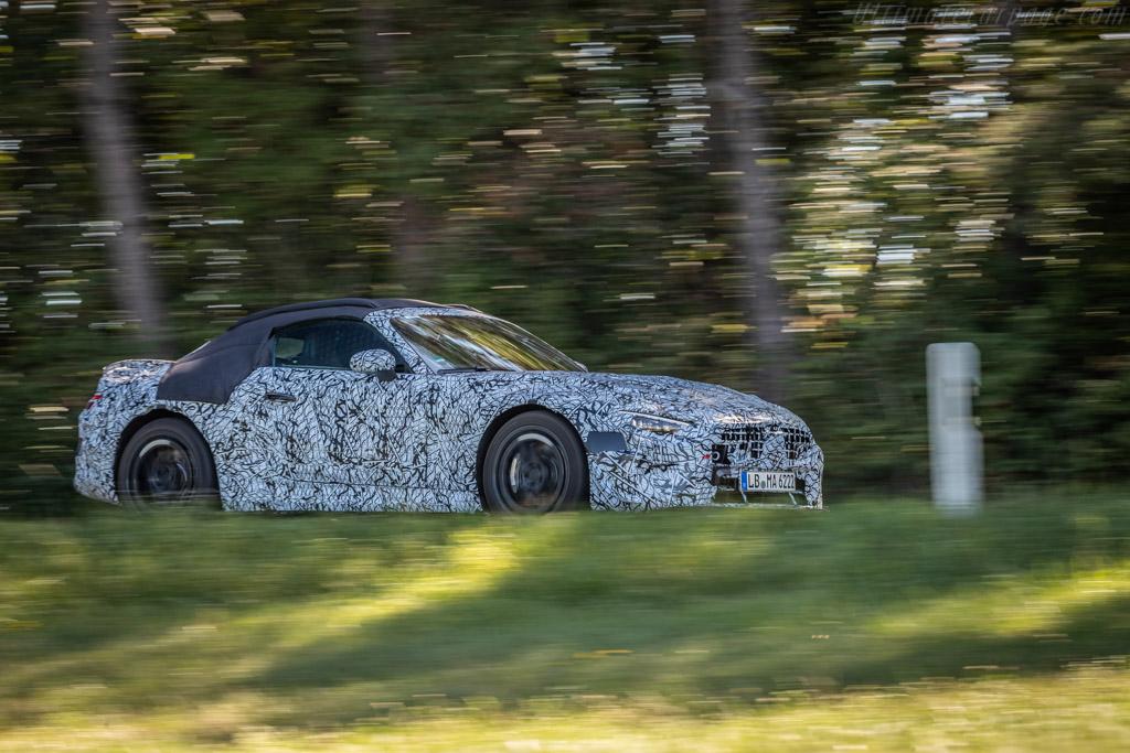 Mercedes-AMG SL Roadster