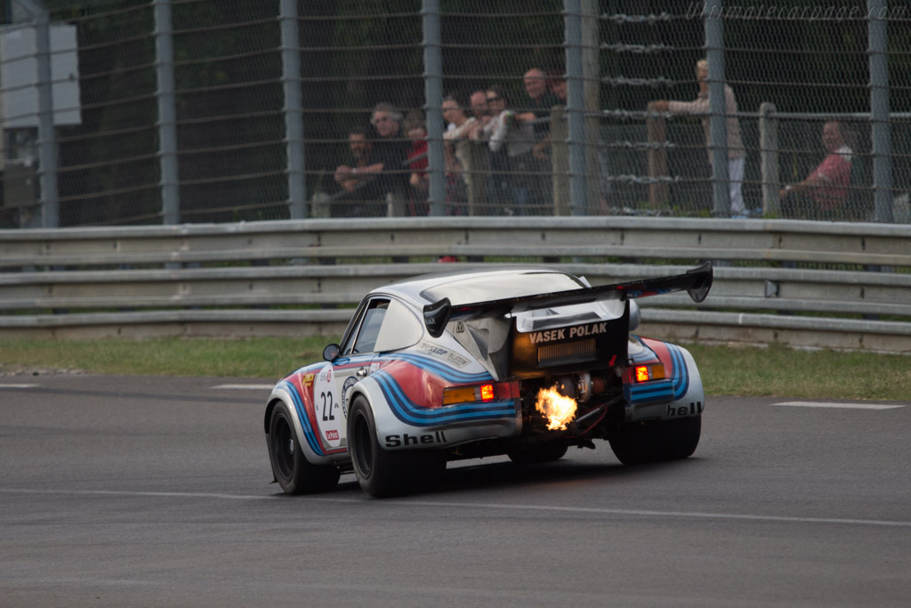 Modified Porsche 911 >> Porsche 911 Carrera RSR Turbo 2.1 - Chassis: 911 360 0576 - 2014 Le Mans Classic