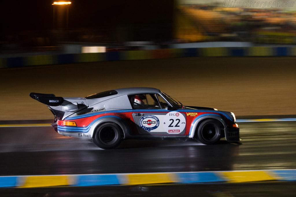 Porsche 911 Carrera RSR Turbo 2.1 - Chassis: 911 360 0576  - 2014 Le Mans Classic
