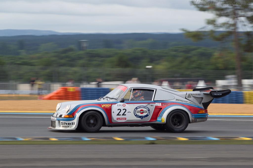 Porsche 911 Carrera Rsr Turbo 2 1 Chassis 911 360 0576 2014 Le Mans Classic