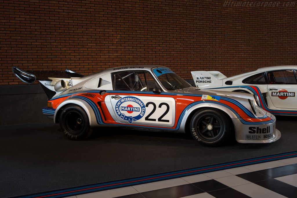 Porsche 911 Carrera RSR Turbo 2.1 - Chassis: 911 460 9102  - The Louwman Museum
