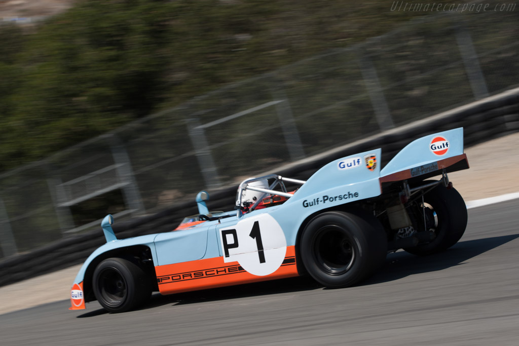 Porsche 908/03 - Chassis: 908/03-013   - 2009 Monterey Historic Automobile Races