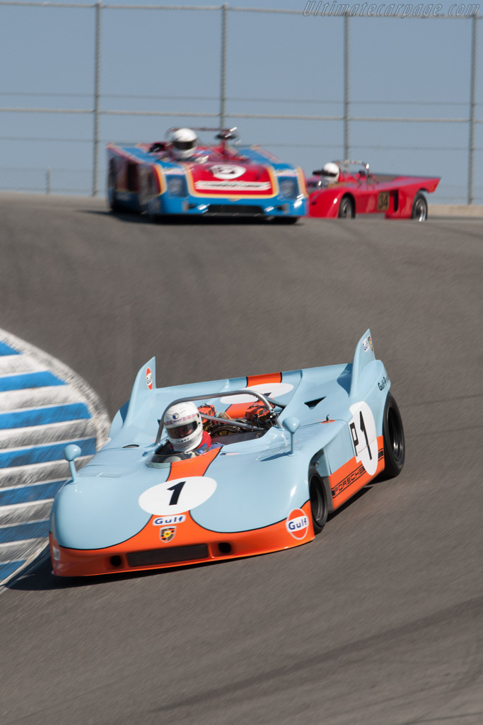 Porsche 908/03 - Chassis: 908/03-013   - 2009 Monterey Historic Automobile Races