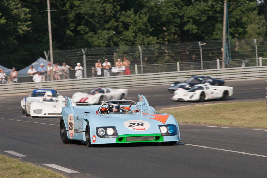 Porsche 908/03 - Chassis: 908/03-012   - 2010 Le Mans Classic