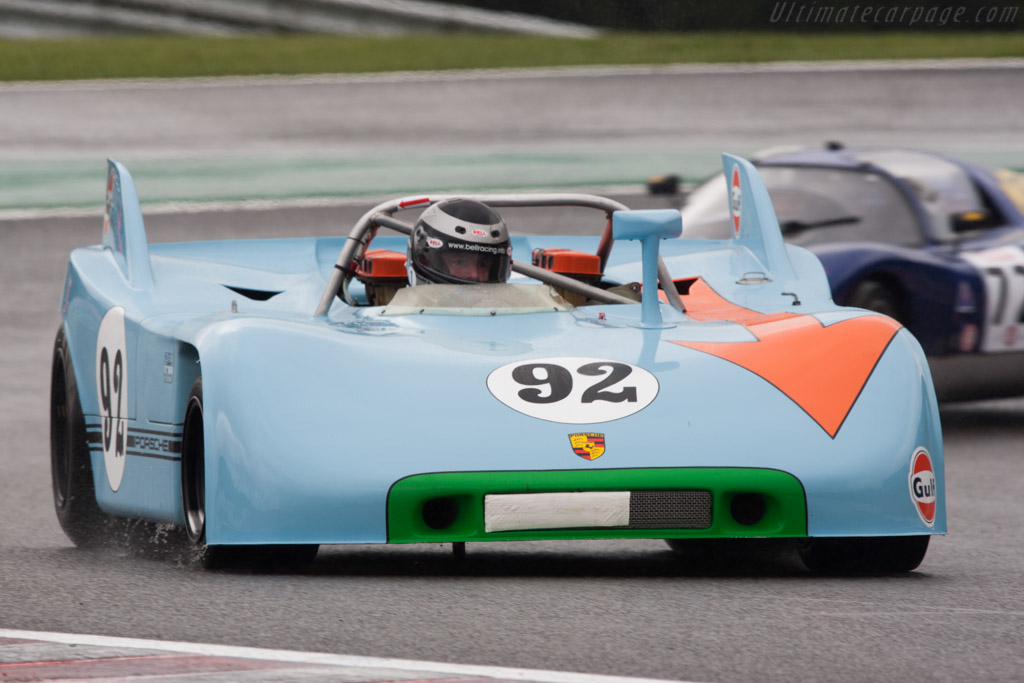Porsche 908/03 - Chassis: 908/03-012   - 2010 Le Mans Series Spa 1000 km