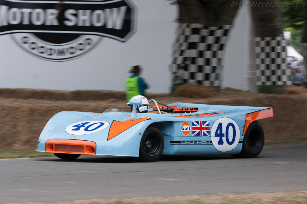 Porsche 908/03 - Chassis: 908/03-009   - 2010 Goodwood Festival of Speed